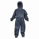 DryKids wasserdichter Regenanzug, für Jungen und Mädchen geeignet, aus Polyester