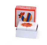 Egmont Toys Kinder - Puzzle, 4 Blöcke, Huhn