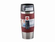 EMSA Isolierbecher Travel Mug 0,36 Liter, rot