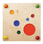 Erzi Babypfad Farben, Farbspiel, Kinderspiel