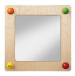 Erzi Babypfad Spiegel, Kinderspiegel, Spielzeug-Spiegel