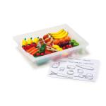 Erzi Lernbox Obst und Gemüse