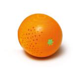 Erzi Orange, Spielzeug-Orange, Holzorange, Kaufladenzubehör