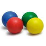 Erzi Rhythmikkugel Set, Balance-Spielzeug, Klang-Spielzeug