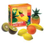 Erzi Sortierung Obst Tropic, Spielzeug-Lebensmittel, Kaufladenzubehör