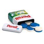 Erzi Waschmittel Persil in der Dose, Spielzeug-Waschmittel, Kaufladenzubehör