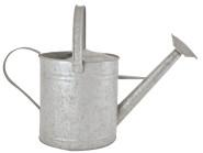 Esschert Design Altzink Gießkanne 3,6 Liter, 36,9x17,8x20,5 cm
