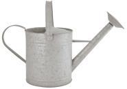 Esschert Design Altzink Gießkanne 8,7 Liter, 55,5x24x30,5 cm