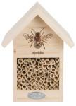 Esschert Design Bienenhaus mit Silhouette