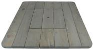 Esschert Design Bierkistentisch, Holz, 78 x 57 cm, Stehtisch