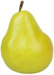 Esschert Design Birne aus Kunststoff, 8,6 x 7,9 x 11,7 cm, Dekoration, Deko-Obst, naturgetreues Dekolebensmittel