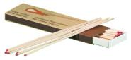 Esschert Design Box mit Streichhölzern, Zündhölzer, Länge ca. 29 cm