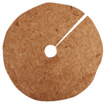 Esschert Design Frostschutzvlies Kokos 2er Set S, Ø24,5 x 0,8 cm