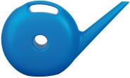 Esschert Design Gießkanne ca. 4,8 l, Wasserkanne Motiv Donut in blau, ca. 45 cm x 11 cm x 27 cm
