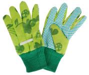 Esschert Design KG110 Garten-Kinderhandschuhe mit Noppen, 11 x 0,9 x 20 cm in grün