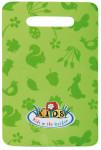 Esschert Design Kinder Kniekissen, Gartenkissen in grün, ca. 30 cm x 20 cm x 2 cm