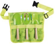 Esschert Design Kinderschürze mit Gartengeräten, ca. 29 cm x 4,7 cm x 25 cm
