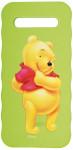 Esschert Design Kneeling Pad Winnie the Pooh, Kissen, Gartenkissen, Knieschoner, grün, mit Disney Motiv, ca. 14 x 29 x 4 cm