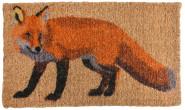 Esschert Design Kokosmatte Fuchs, 75 x 45 x 2,8 cm
