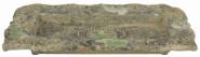 """Esschert Design """"Schale Moos"""", in der Größe L, aus dem Material """"Terracotta"""", 43,8 x 22,6 x 5,8 cm"""