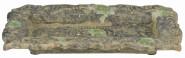 """Esschert Design """"Schale Moos"""", in der Größe S, aus dem Material """"Terracotta"""", 33,6 x 17,2 x 5,1 cm"""