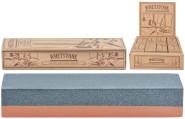 Esschert Design Schleifstein aus Korund,15,2 x 5,2 x 2,6 cm