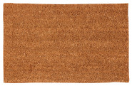 Esschert Design Schmutzfangmatte, Fußmatte aus Kokos, ca. 60 cm x 40 cm