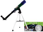Esschert Design Teleskop, ideal für Kinder, ca. 39 cm x 29 cm x 45 cm
