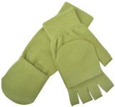 Esschert Design Turnover Handschuhe, Fäustlinge mit zurück klappbarem Fingerschutz