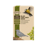 Esschert Design Vogelfutter Sonnenblumenkerne 4-Jahreszeiten 1kg, Ganzjahres Vogelfutter