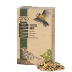 Esschert Design Vogelfutter Streufutter 4-Jahreszeiten 1kg, Ganzjahres Vogelfutter
