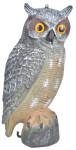Esschert Design Vogelschreck Eule, 18,7x19,1x40,8 cm