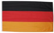 Fahne, Deutschland, Polyester, Größe 90 x 150 cm