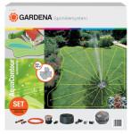 GARDENA Komplett-Set Versenkregner - AquaContour automatic