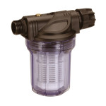 GARDENA Pumpen-Vorfilter -3000l/h Wasserdurchlass
