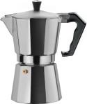 Gnali & Zani BRASIL Coffee maker, Espressokocher für 3 Tassen, Alu