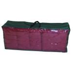 greemotion Schutzhülle für Kissen, Wetterschutzhülle, Gartenhülle, Abdeckung, 125 x 50 x 32 cm, aus Polyester, in grün