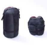 Grüezi bag Kompressionssack L, 15 Liter, mit zugentlastenden Doppelkreuz-Kompressionsriemen, Transport-Sack für Hiking- und Berg-Touren