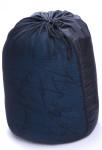 Grüezi bag Storage Bag aus Mesh-Gewebe, schwarz, zur unkomprimierten Aufbewahrung von Schlafsäcken, luftig und locker