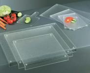 GSD Acryl-Schneidbrett, erhältlich in verschiedenen Größen