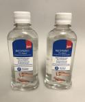 Hand Desinfektionsmittel MULTI PROTECT 500 ml gegen Viren & Bakterien, 75% Alkohol, unverdünnt anwendbar