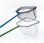 Happy People Kescher mit Kunststoff-Stiel