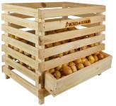 Holz-Kartoffelkiste | Esschert Design