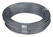 homeXpert Stahlseil 2 mm 20 m lang