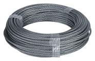 homeXpert Stahlseil 3 mm 20 m lang