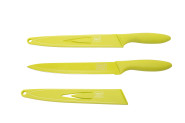 homiez Schinkenmesser ColourCut 20 cm lime
