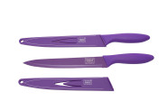homiez Schinkenmesser ColourCut 20 cm purple
