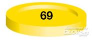 Humbrol Humbrol Acryl-Spray Gelb glänzend 150 ml