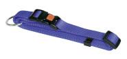 Hunde-Halsband MIAMI, blau, 10 mm, verstellbar 20 - 35 cm