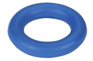 Hundespielzeug Ring, Naturgummi, ca. 9 cm